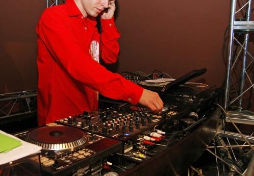 DJ חתונה